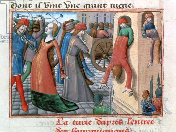 The massacres of 1418, 1754