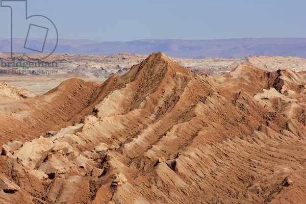 Valley of the Moon, Atacama Desert (photo)