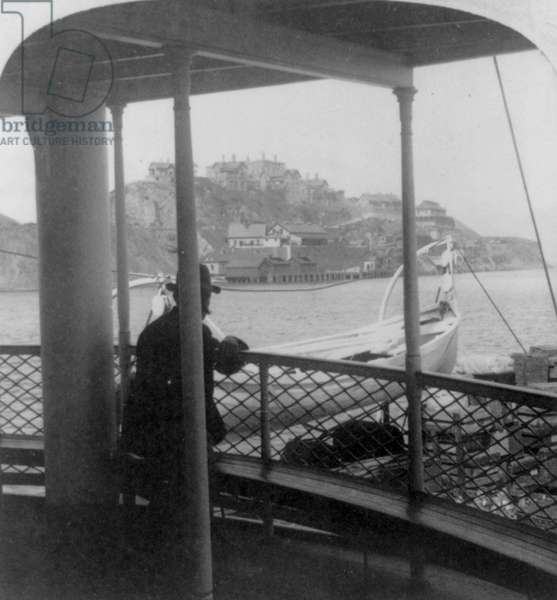 Alcatraz Island.
