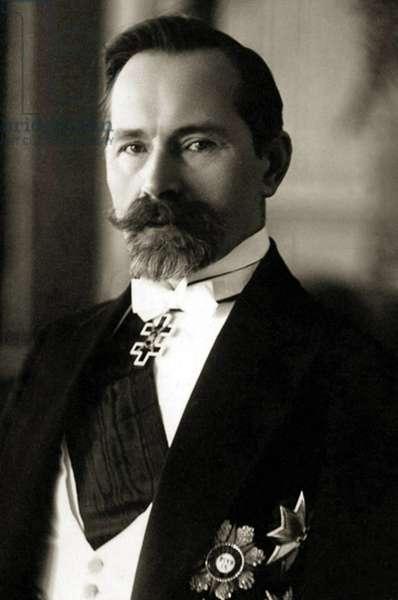 Antanas Smetona, 1920