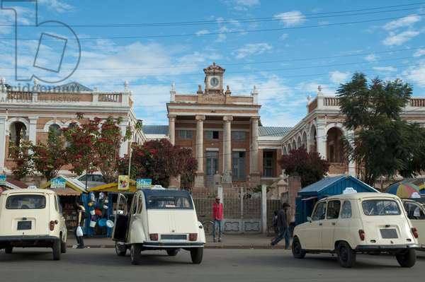 Medical School, Antananarivo, Madagascar (photo)