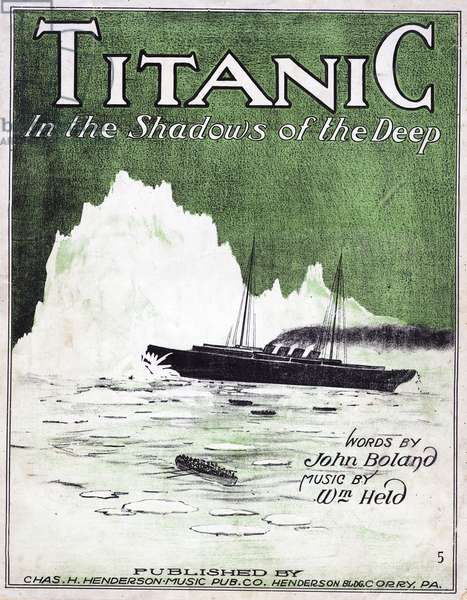 Titanic in the Shadows of the Deep