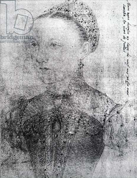 Mary, Queen of Scots.