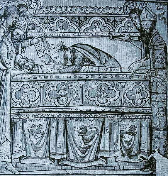 Edward the Confessor's Tomb