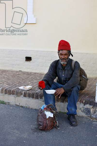 Homeless Man (photo)