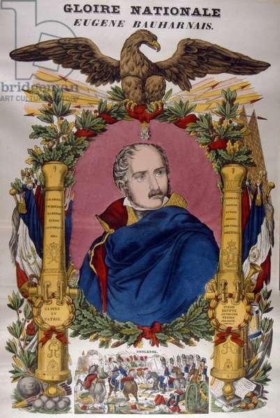 Eugene de Beauharnais and the Battle of Smolensk