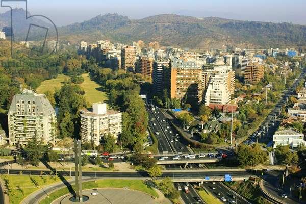 Santiago, Chile (photo)