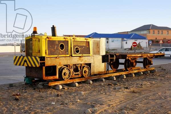 The Port Nolloth Locomotive (photo)