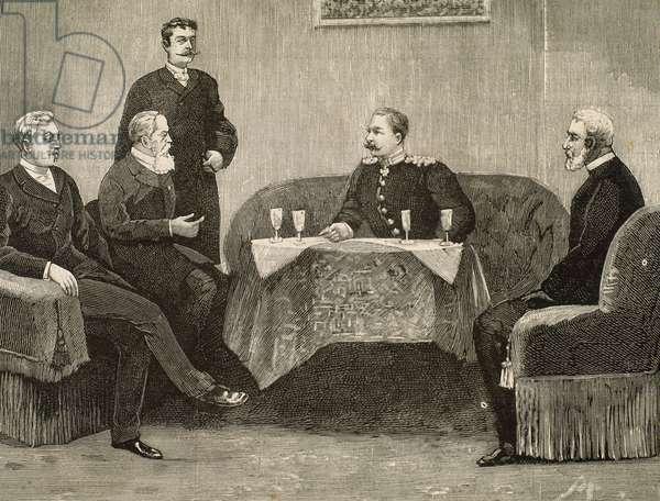 Wilhelm II (engraving)