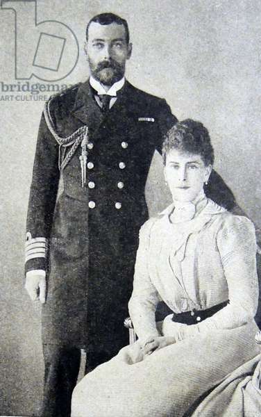 The Sailior Prince and his Wife, 1893