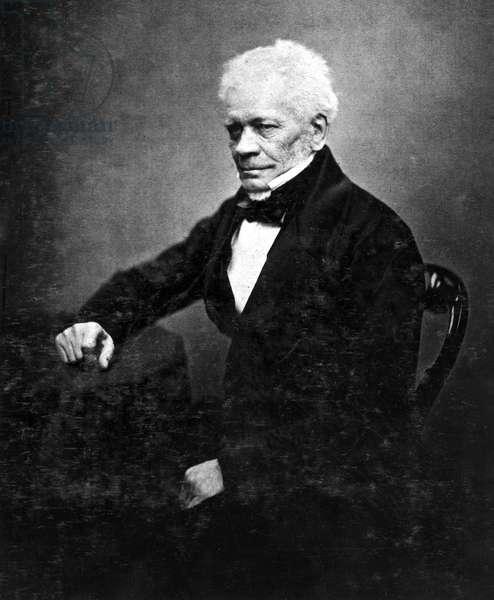 Sir William Cubitt, English civil engineer, c 1840