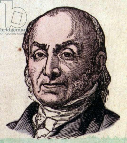 John Quincy Adams, 1829