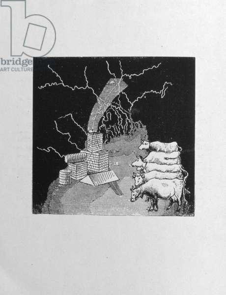 Les malheurs des immortels, (Misfortunes of the Immortals), 1922