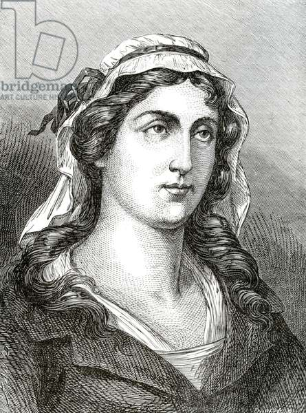 French Revolution-Charlotte Corday d'Armont was a figure of the French Revolution