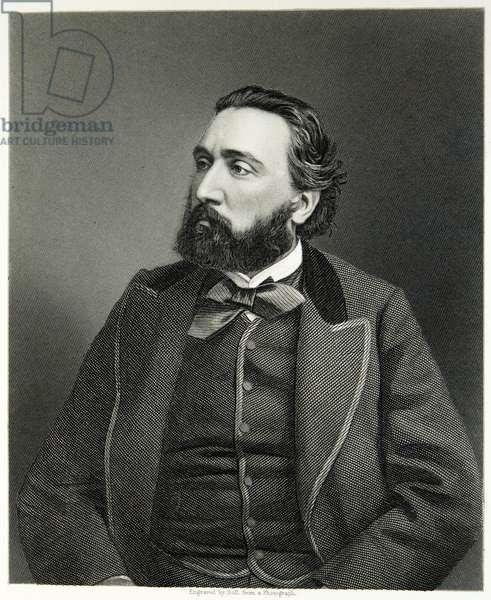 Léon Gambetta (engraving)
