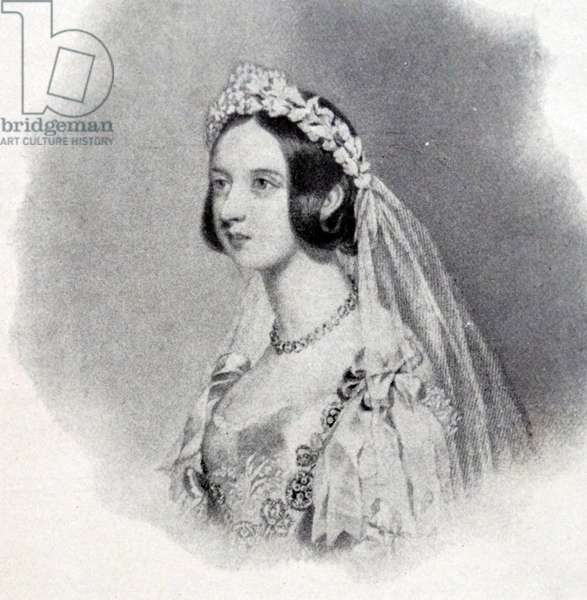 Queen Victoria of the United Kingdom, 1840
