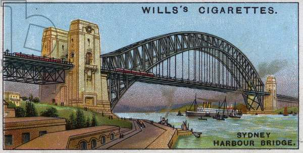 Engineering Wonders, 1927: Sydney Harbour Bridge, Australia.