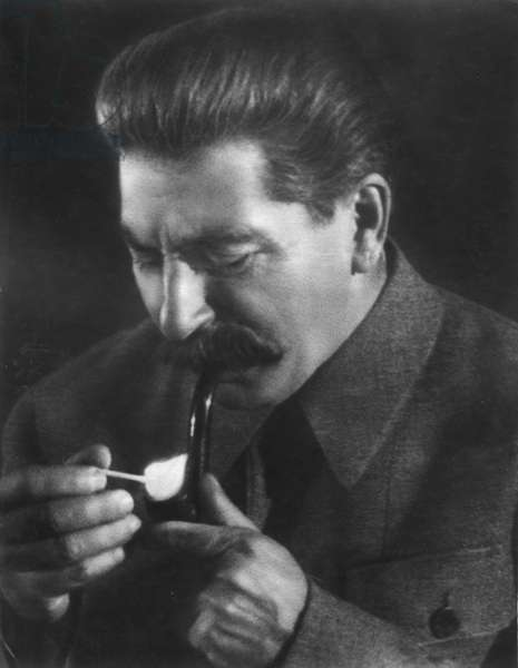 Joseph Stalin, September 1939, Moscow, USSR.