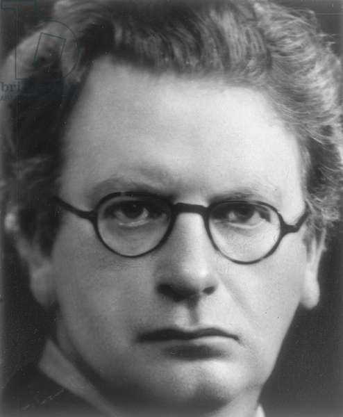 John Logie Baird (1888-1946) Scottish electrical engineer: pioneer of television. First demonstration 1926: 30 line system adopted by British Broadcasting Corporation 1929