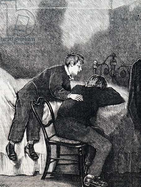 Brothers, 1873 (engraving)