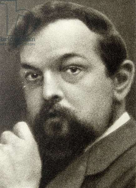 Claude Debussy 1862-1918 - French composer