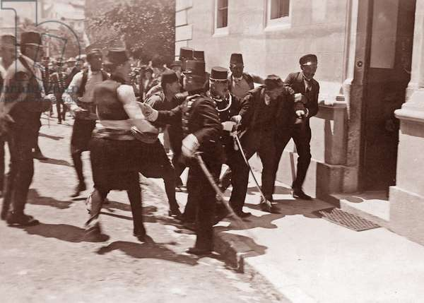 Gavrilo Princip was a Bosnian Serb who assassinated Archduke Franz Ferdinand