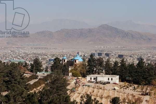 Bagh-I-Bala (High Garden), Kabul, Afghanistan (photo)