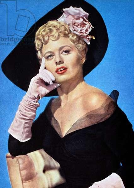 Shelley Winters, 1950