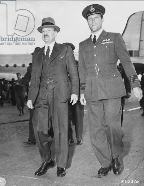 Clement Attlee, 1945