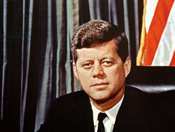 John F Kennedy President of the USA