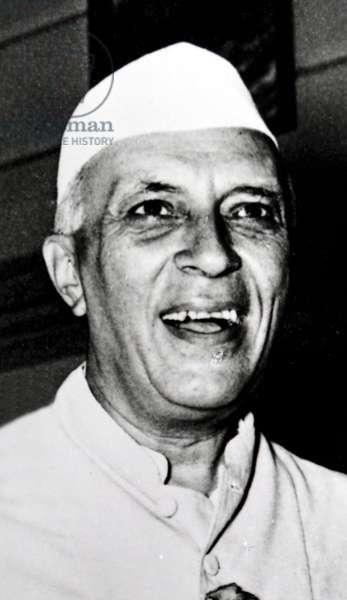 Jawaharlal Nehru, 1950
