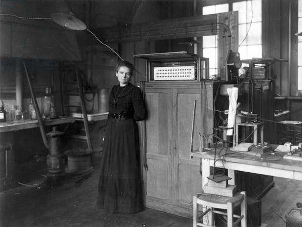 Marie Sklodowska-Curie, 1930