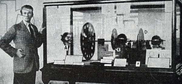 John Logie Baird.