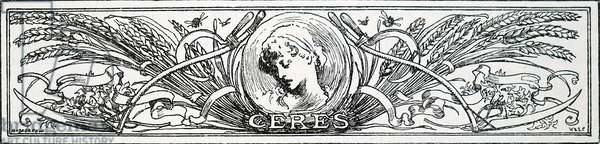 The Ancient Roman Goddess Ceres