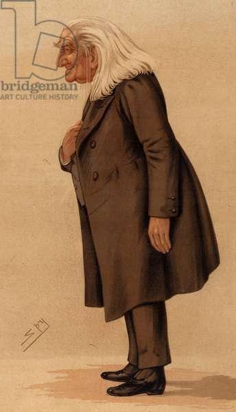 Abbe, Franz Liszt (1811-1886)