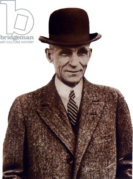 Henry Ford, founder of the Ford Motor Company
