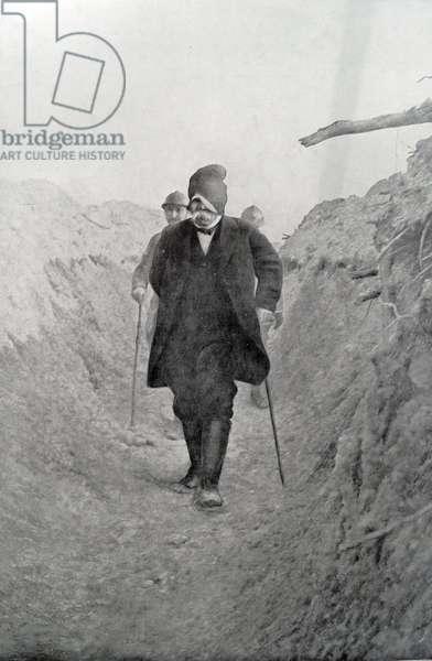 Georges Clemenceau, 1917