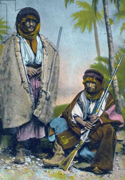 Bedouin Arabs from Syria, c.1890