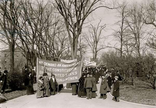 We Demand An Amendment 1913 (photo)