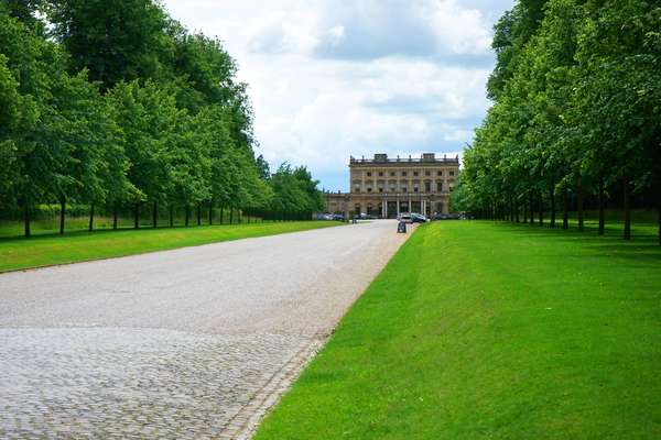 Cliveden, an Italianate mansion and estate at Taplow, 1950
