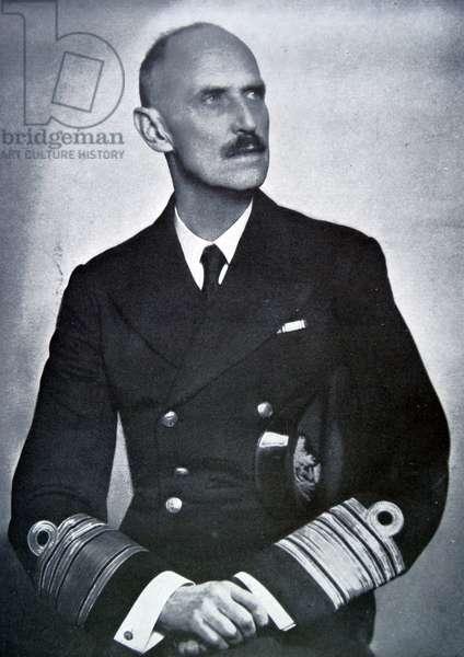 Haakon VII, 1945