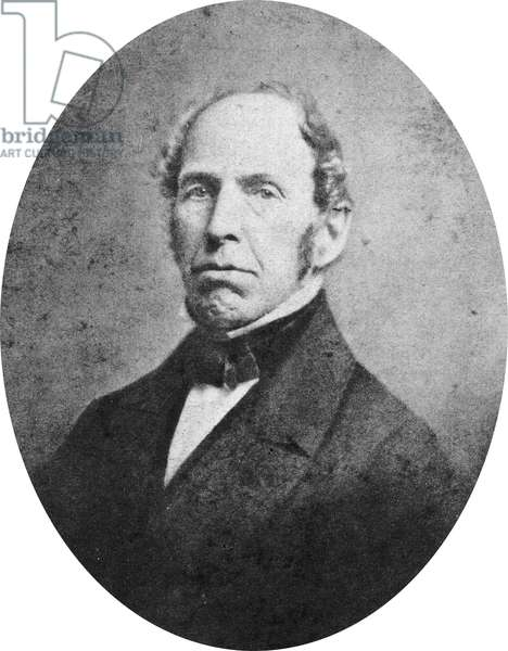 Francis Jackson : Francis Jackson, an early Abolitionist and president of the Boston Antislavery Society ©Encyclopaedia Britannica/UIG/Leemage