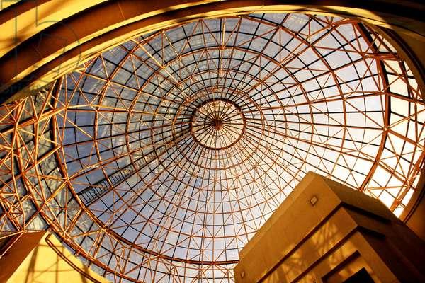Grand Hyatt Hotel Dome, Santiago, Chile (photo)