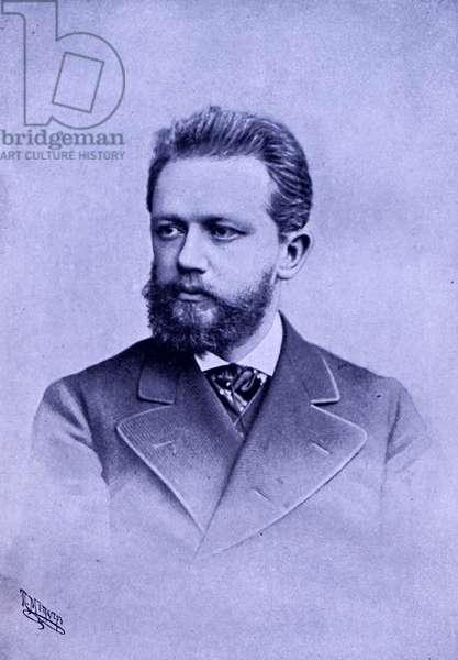 Peter Ilyich Tchaikovsky, 1873