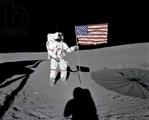 Astronaut Alan B. Shepard, Jr.