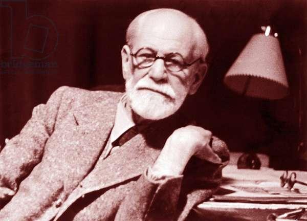Sigmund Freud, 1939