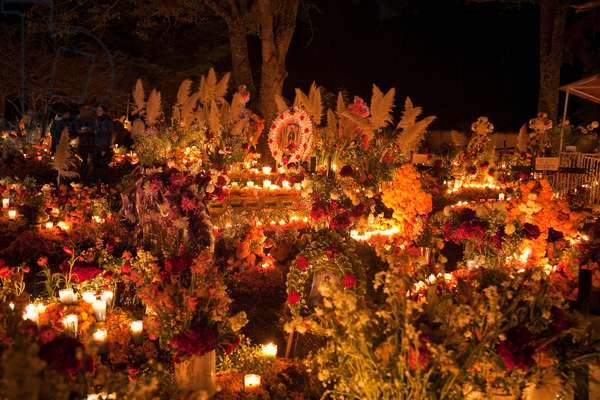 Celebration of Day Of The Dead  (photo)