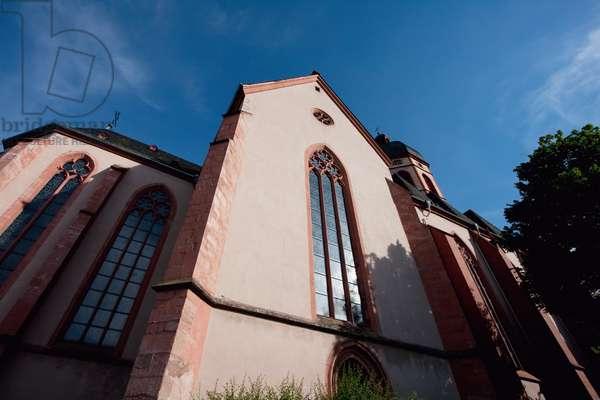 St. Stephan's Church, Mainz, Germany (photo)