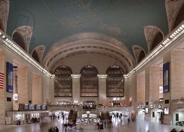 Grand Central Station (photo)