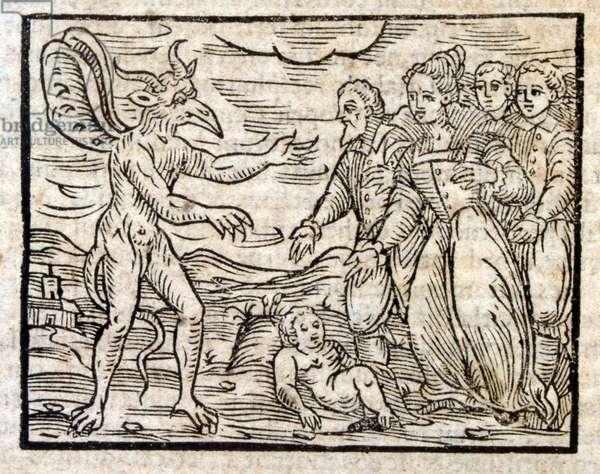 A 1626 Edition of 'Compendium Maleficarum